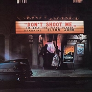 Don't Shoot Me I'm Only The Piano Player | Vinyl