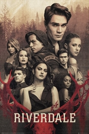 Riverdale Season 3 Key Art