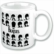 Beatles Hard Days Nght Mug