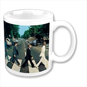 Beatles Abbey Rd Mug
