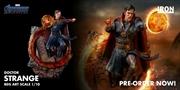 Avengers 4: Endgame - Doctor Strange 1:10 Scale Statue | Merchandise