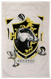 Harry Potter - Hufflepuff Tea Towel