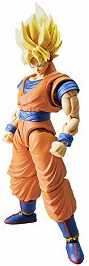 Figurise Standard Dragon Ball Super Saiyan Goku Plastic