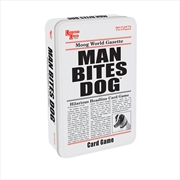 Man Bites Dog Tin | Merchandise