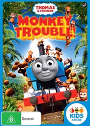 Thomas and Friends - Monkey Trouble