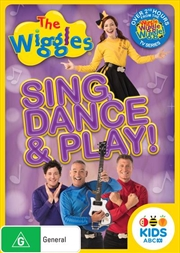 Wiggles - Sing, Dance and Play!, The | DVD