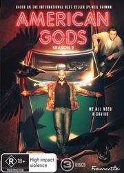 American Gods - Season 2 | DVD