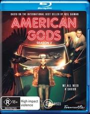 American Gods - Season 2 | Blu-ray