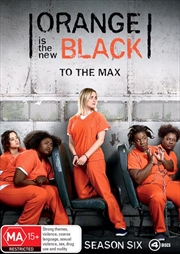 Orange Is The New Black - Season 6 | DVD