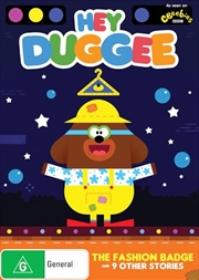 Hey Duggee - Fashion Badge