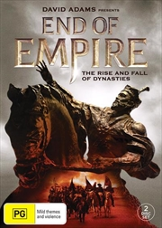 End Of Empire | DVD