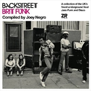 Backstreet Brit Funk - Vol 1