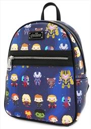 Avengers 4: Endgame - Chibi Print Mini Backpack