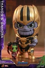 Avengers 4: Endgame - Thanos & Gamora Cosbaby Set