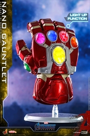 Avengers 4: Endgame - Nano Gauntlet Light-Up Cosbaby