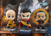 Avengers 4: Endgame - Doctor Strange, Ancient One & Wong Cosbaby Set