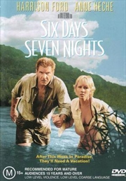 Six Days, Seven Nights | DVD