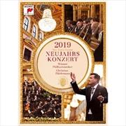 Neujahrskonzert 2019 (2019 New Years Concert)   Blu-ray