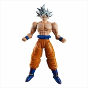 Dragon Ball Son Goku Ultra Instinct Figure