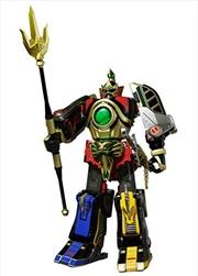 Power Rangers - Thunder Megazord Legacy Figure