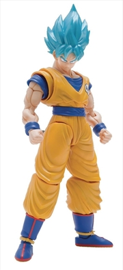 Dragon Ball - Ssgss Son Goku Figurerise