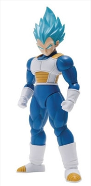 Dragon Ball - Ssgss Vegeta Figurerise | Collectable