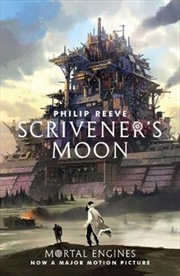 Mortal Engines: Scrivener's Moon | Paperback Book