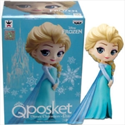 Elsa Normal Colour Ver Figure