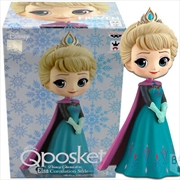 Frozen - Elsa Coronation Figure