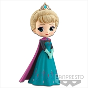 Frozen - Elsa Coronation Pastel Ver Figure | Merchandise