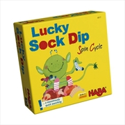 Lucky Sock Dip Spin Cycle