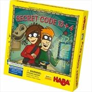 Secret Code 13 + 4 | Merchandise