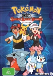 Pokemon - Diamond And Pearl Sinnoh League Victors - Collection 2 | Slimline | DVD