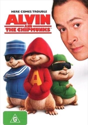 Alvin And The Chipmunks | DVD