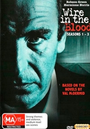 Wire In The Blood -  Seasons 1-3 | DVD