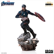 Avengers 4: Endgame - Captain America 1:10 Scale Statue