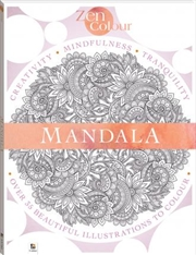Zen Colour: Mandala 2019 Edition