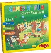 Games N Fun Forest Feastival