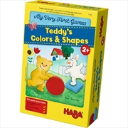 Teddys Colors And Shapes | Merchandise