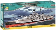 Small Army - 1950 piece Battleship Bismarck | Miscellaneous