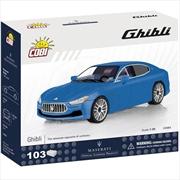 Maserati - Ghilbi
