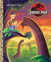 LGB Jurassic Park Little Golden Book (Jurassic Park) | Hardback Book