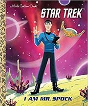 LGB I Am Mr. Spock (Star Trek) | Hardback Book