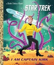 LGB I Am Captain Kirk (Star Trek) | Hardback Book