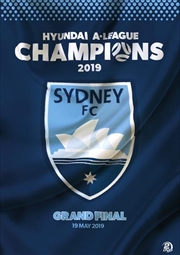 A-League - Champions 2019 | DVD