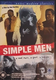 Simple Men | DVD