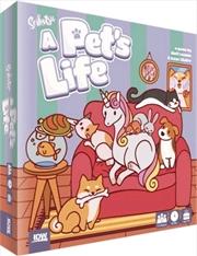 Seikatsu - A Pet's Life Board Game