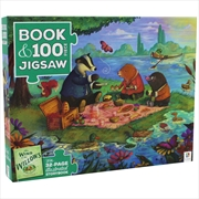 Wind in the Willows - Book and 100 Piece Jigsaw Set