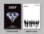 Love Shot - 5th Album | CD