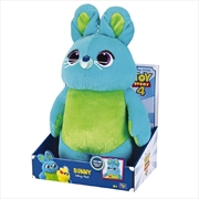 "Toy Story BUNNY Plush 16"" Deluxe Talking Toy 